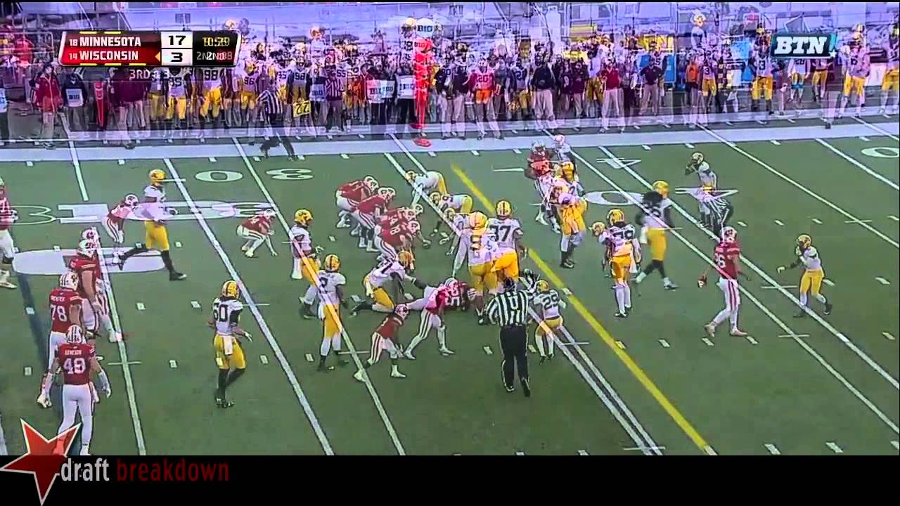 Melvin Gordon vs Minnesota (2014)