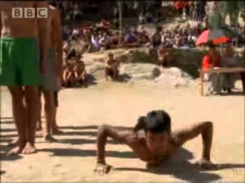 Gurkha soldiers in Nepal by Michael Palin for BBC