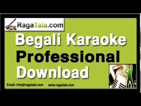 Nilanjana - Bengali Karaoke - Nachiketa Chakraborty
