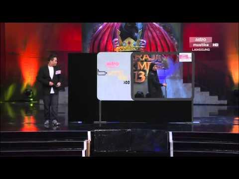 Maharaja Lawak Mega 2013 - Minggu 6 - Persembahan SYJ