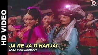 Ja Re Ja O Harjai - Kalicharan | Lata Mangeshkar | Shatrughan Sinha & Reena Roy