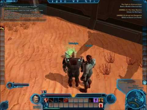 SWTOR Datacron Locations Korriban Empire