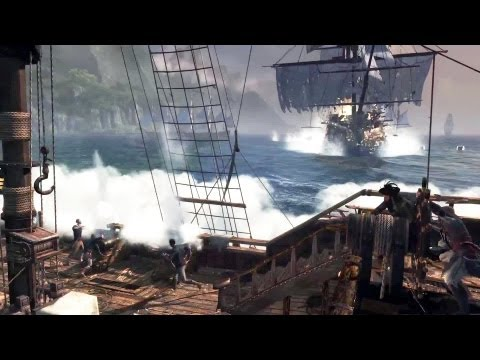 Assassin's Creed 4 Vidéo de Gameplay (E3 2013)