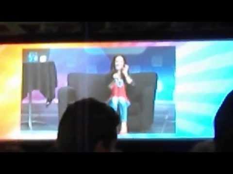 Eliza Dushku Panel - Salt Lake City Comic Con - September 2014