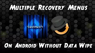 Easiest Way to Swap/Install Multiple Recoveries on Android (No Wipe or PC Needed)