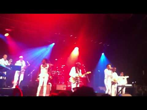Nile Rodgers and Chic- 'Lost in Music' @ Liss Ard Festival, Skibbereen, Cork 4/8/12