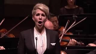 Joyce DiDonato - Mozart - La clemenza di Tito - 'Parto, ma tu ben mio' - 2018
