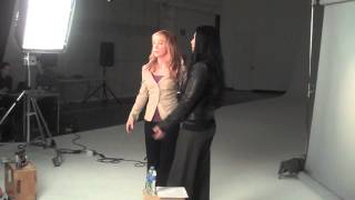 Cher and Kathy Griffin - Butt Pinch