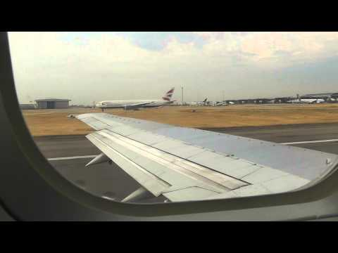 LOT Polish Airlines - Boeing 737-45D takeoff London Heathrow Airport + Boarding