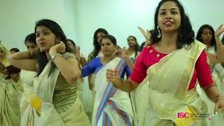 Jimikki Kammal |  Dance Perfomance by Indian School of Commerce|kerala girls dance|