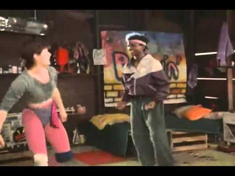 Breakdance movie clip