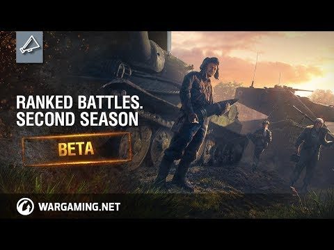The Ranked Battle mode. Second Beta Season [World of Tanks]