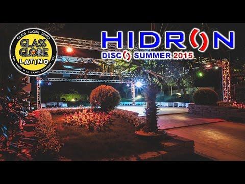 Hidron - Glass Globe Latino - 25 Giugno '15 - Oficina de la Salsa