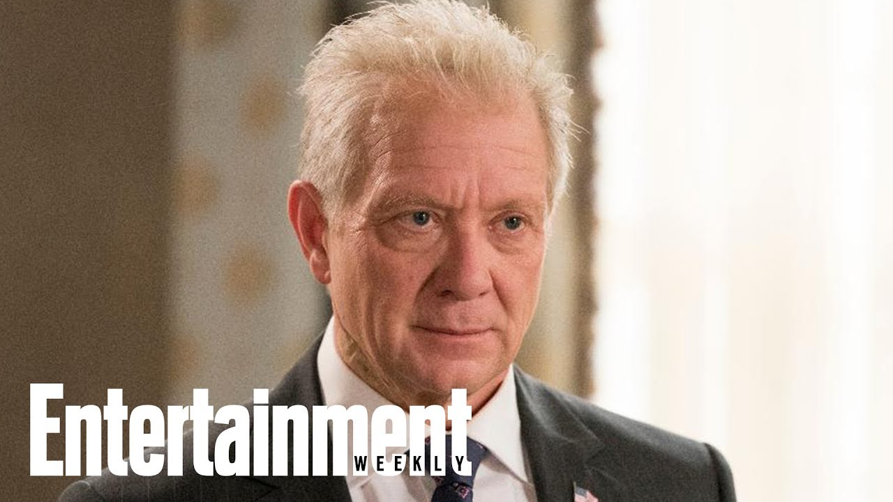 'Grey's Anatomy' Brings Back Jeff Perry As Meredith's Dad | News Flash | Entertainment Weekly