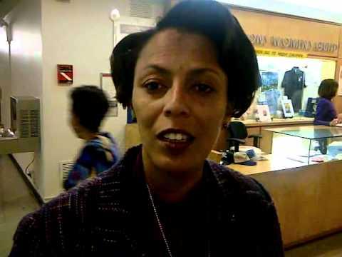 Jamaica Teachers' Association President  on CTF International Programs