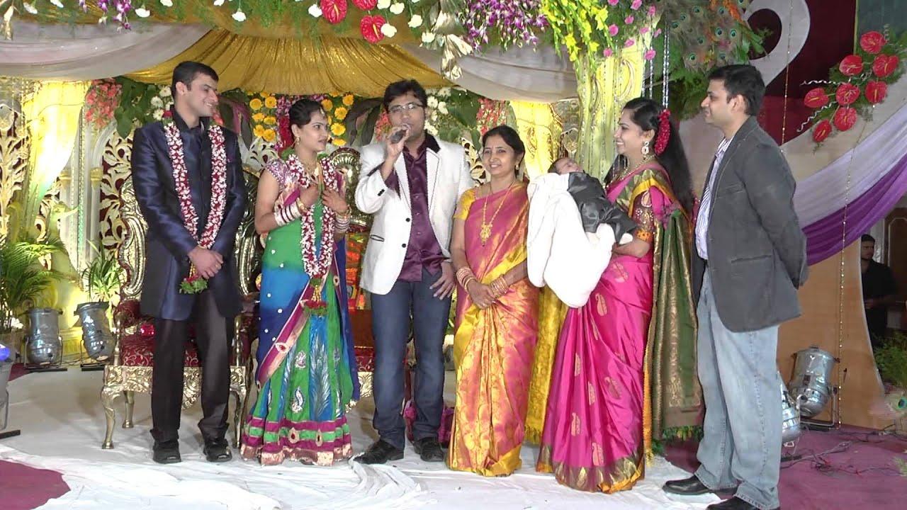 u0026quot shruthi-srikanth kalyanam   ide seeta-rama kalyanam u0026quot  live performance