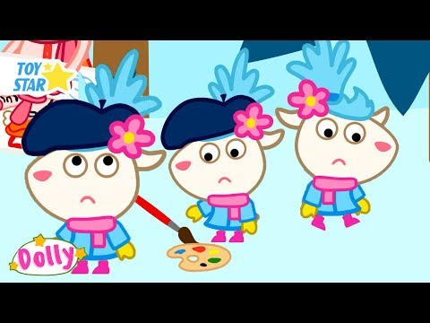Dolly & Friends Funny Cartoon for kids Full Episodes #102 FULL HD
