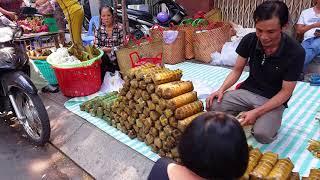 """Xem Cảnh Chợ Tết Vietnam 2018 """"dạo quanh"""" Chợ Nguyễn Tri Phương và Chợ Nhật Tảo Quận 10"""