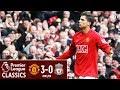 Ronaldo Stars As United Beat 10 Man Liverpool | Manchester United 3 0 Liverpool (2008) | Classics