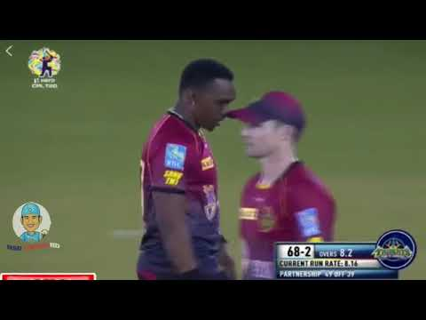 Shoaib Malik best bating51 runs vs Trinbago Knight Riders in cpl
