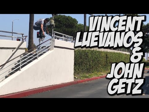 VINCENT LUEVANOS AND JOHN GETZ ARE CRAZY GOOD !!! - NKA VIDS -