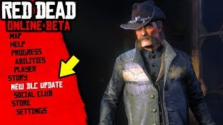 Rockstar.. Why... New Red Dead Online DLC Update