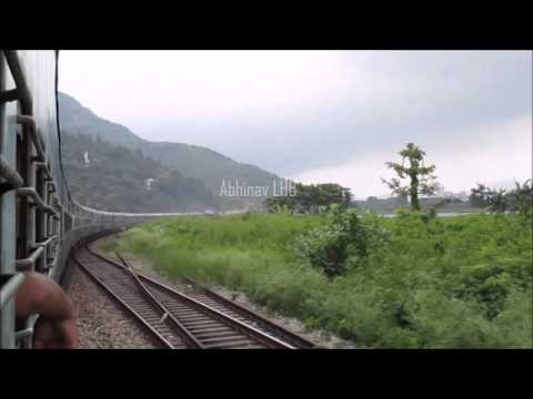Assam's Monsoon Railway | BG-MG Parallel line | Monsoon affected flood plains