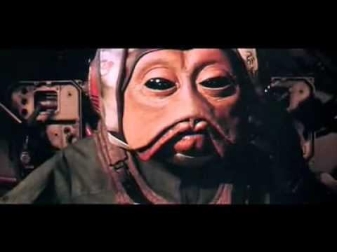 Rotj New B Wing Fighters Scene Youtube