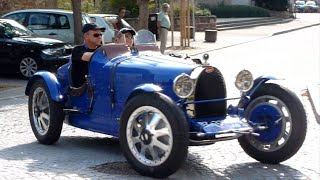 Great sound!! Bugatti Type 35 - Type 37 - 39 - 43 course