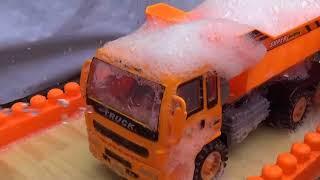 Rửa Xe Oto Đồ Chơi | Video Cars for Kids | Oto | Bo ToyReview