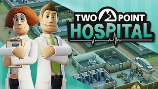 Two Point Hospital - Release Date Announce Trailer (Xbox 2020)