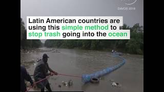 Latin American countries are using this super simple method to stop ocean trash #worldeconomy