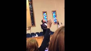 """Zacardi Cortez Video - Zacardi Cortez in Alexandria Louisiana/ """"Do not pass me by/"""