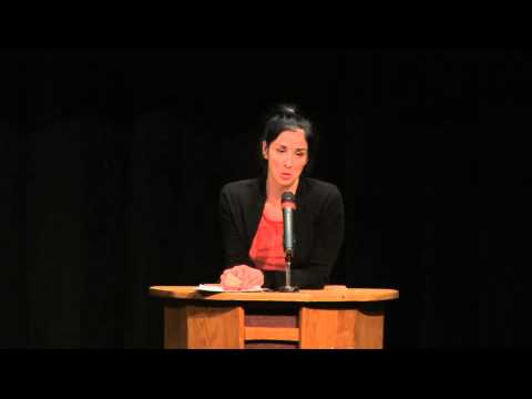 50th Anniversary: Sarah Silverman '89 - The Derryfield School - 10/28/2014