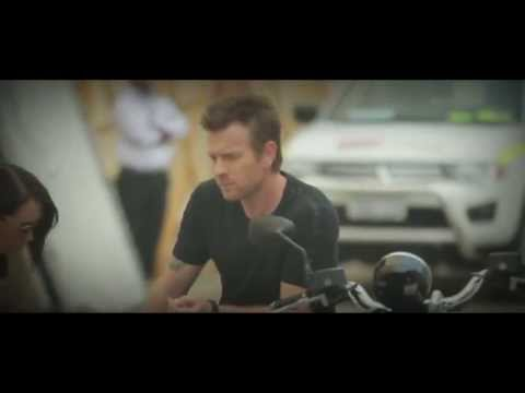 Moto Guzzi California 1400 and Ewan McGregor