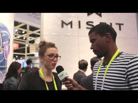 Misfit Interview with Alyssa Anderson CES 2015