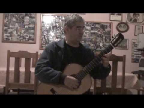 Prelude&Allegro (S. de Murcia) Edson Lopes, guitar