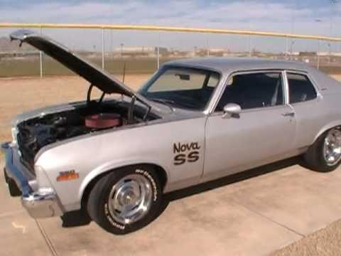classic autoworx presents: 1974 chevy nova ss clone youtube