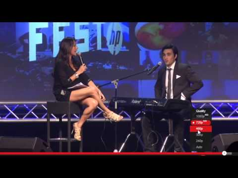 Youtube Fan Fest Singapore 20/05/2013 Day 1 - Chester See