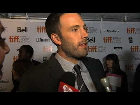 Ben Affleck Brings His New Movie, 'The Town', To TIFF 2010