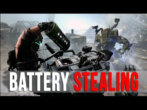 TITANFALL 2: 5 ways to STEAL Batteries & Why they're useful?