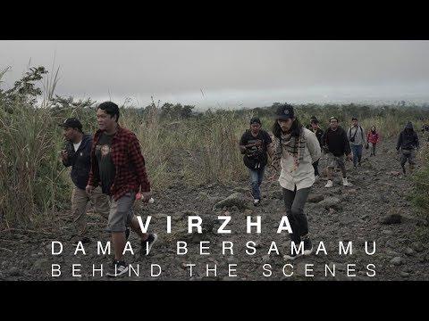 Download VIRZHA - DAMAI BERSAMAMU BEHIND THE SCENE #IBV25 Mp4 baru