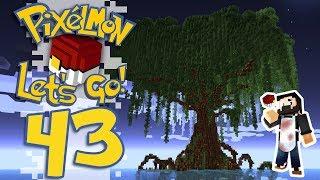 Pixelmon: Let's Go! - EP43 - TREE TOP BATTLE! (Minecraft Pokemon) #PixelmonLetsGo