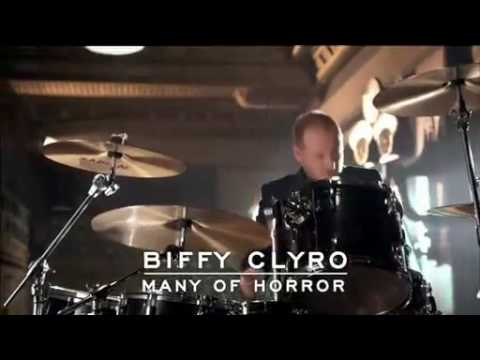 Biffy Clyro - Many of Horror - Out Now