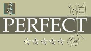 Video Sheet Music Bb - Perfect Symphony - Ed Sheeran (Guitar chords)
