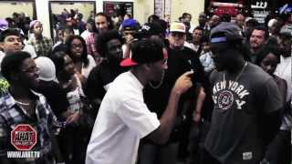 AHAT NEXT Rap Battle P Muny vs A-22