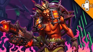 This Junkrat is FROM HELL! Overwatch Funny & Epic Moments 446