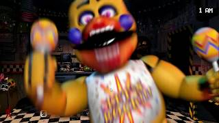 PLAY AS FUNTIME CHICA HUNTING THE NIGHTGUARD!   Chica Simulator (Five Nights at Freddys)