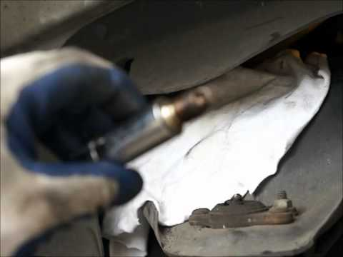how to change spark plugs on a 2001 chevy express 4.3L