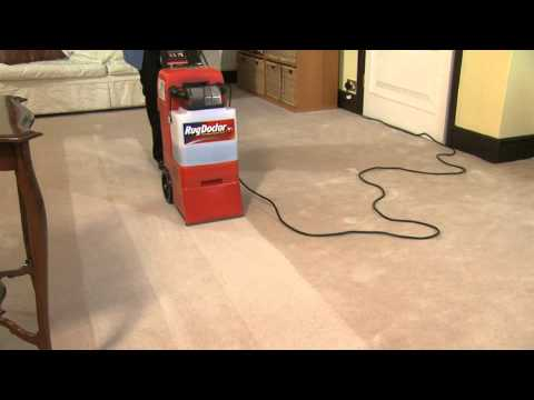 Rug Doctor Carpet Cleaning Youtube